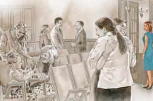 Honnan ered a Tanúk kiközösítési elrendezése?