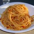 Milyen gyorsan készül az arrabbiata spagetti?