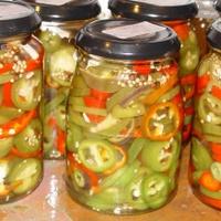 Ecetes jalapeño paprika