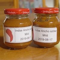 Indiai ihletésű Poblano paprikakrém