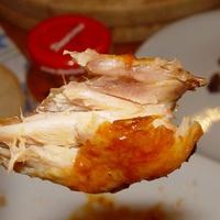 Csípős szuvidált csirkeszárny