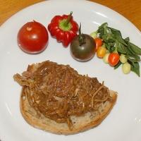 Cafatos disznó a mozdonyban - BBQ pulled pork