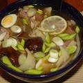 Egy finom vietnámi leves, a pho