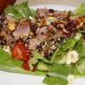 Ázsiai pirított tonhal, ahogy Jamie javasolta