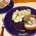 Egy tökéletes porchetta - feltekert császárhús