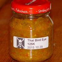 Az eddigi legízesebb csilipaprika krémem: Thai Bird Eye