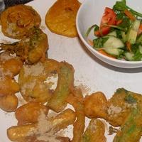 Zöldség pakora