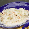 BBQ trilógia II. Coleslaw - majonézes káposztasaláta