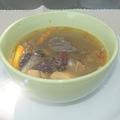 Tom Yum Gai - a tradicionális Thai leves csirkével