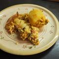Fúrott krumpli