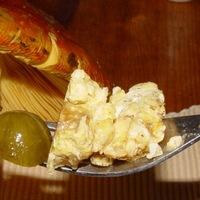 Gombás tojás császárgombából