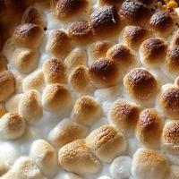 Habos-babos édeskrumpli Hálaadásra