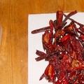 Chipotle és füstölt csilipaprika krém