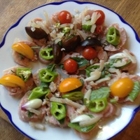 NAM, azaz a fermentált disznóhúsból készült thai csemege