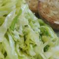 Saláta új fejeskáposztából