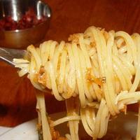 Bolognai szószos spagetti vacsorára