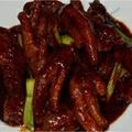 Csirkeláb (kaparó) szecsuáni ízekkel