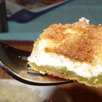 Rántott jalapeño csónakok sütőben sütve