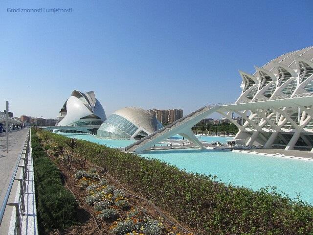 grad znanosti i umjetnosti u Valenciji