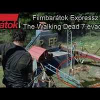 Filmbarátok Expressz: The Walking Dead 7.évad/2 [SPOILERES]