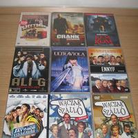 Eladó DVD-k