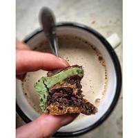 Mennyei mentás csokis brownie gluténmentesen