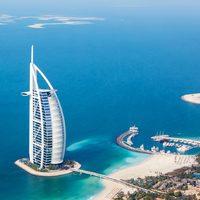 Íme a legek városa: Dubai a fellegekből