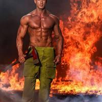 Megérkezett a dögös ausztrál tűzoltók éves naptára