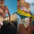 A Versace fürdőruha kampánya az olasz partokra repít minket