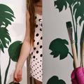 Lakásdekor egyszerűen – fess növénymotívumot a falra!