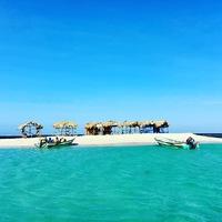 A világ egyik legkisebb és legcukibb lakatlan szigete