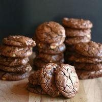Mennyei Brownie keksz mentesen, egyszerűen