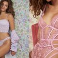Romantikus miliő a For Love & Lemons x Victoria's Secret kampányában