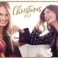 Angyalian dögös fehérnemű kampány karácsonyra a Victoria's Secrettől