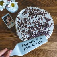 Mennyei gluténmentes túrós kekszes torta sütés nélkül