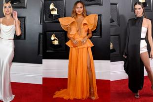 Csillogás és a szürke 50 árnyalata a 62. Grammy-n