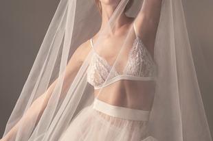 Axente Vanessa a Vogue Bridal címlapján