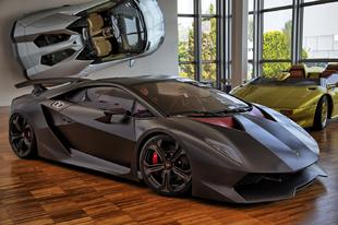 Minden, amit a Lamborghiniről tudni kell