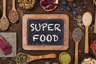 Mik a szigorúan vett superfood-ok?