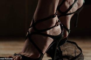 A Sötét 50 árnyalatának új előzetese kissé pornósra sikeredett
