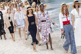 Időtlen elegancia a Chanel tavasz nyári kollekciója