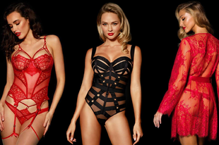 Honey Birdette Valentine's Day 2020