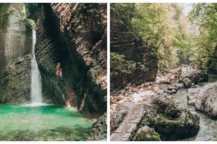 TOP 5 Vízesés Szlovéniában