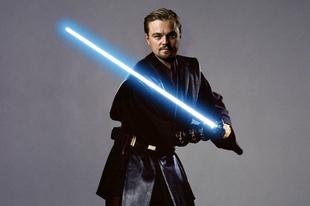 Így nézne ki Leonardo DiCaprió Anakin Skywalkerként