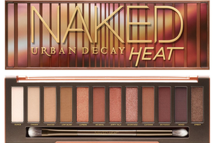 Az Urban Decay Naked Heat palettája olyan vagány, mint amilyennek látszik?