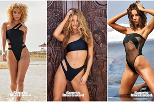 Íme a idei fürdőruha biblia: Sports Illustrated Swimsuit Issue