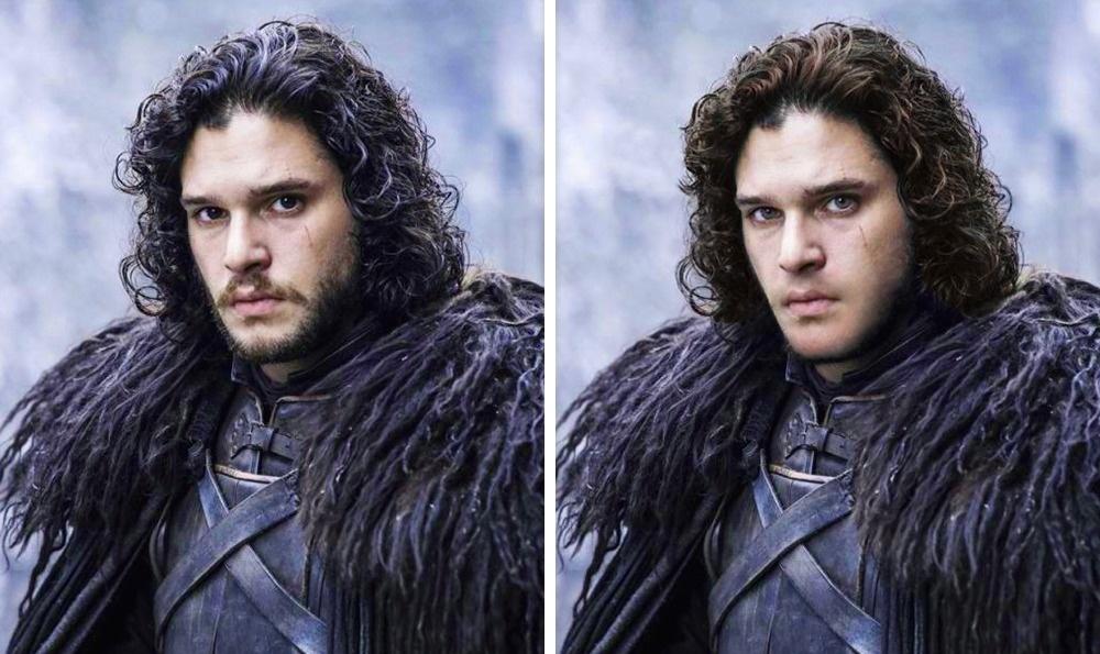 Jon Snow: Szürke szemek