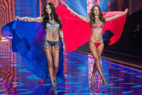 2014: The Dream Angels Fantasy Bra -  Alessandra Ambrosio & Adriana Lima<br /><br />