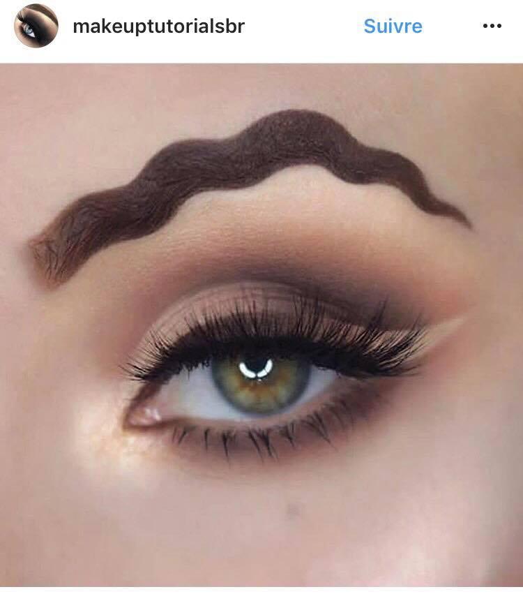 Natural makeup kivitelezésben