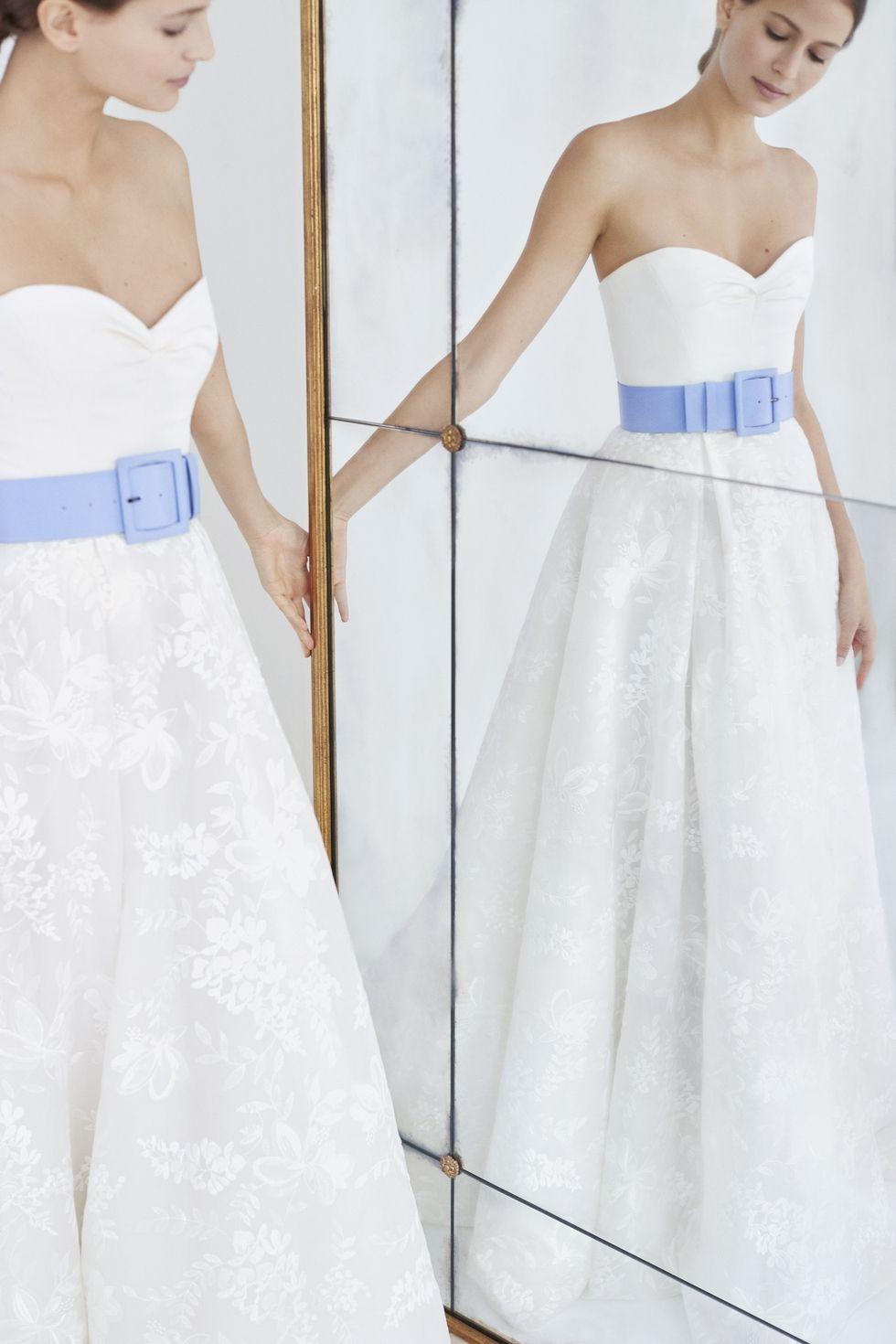 Carolina Herrera 2018 Bridal
